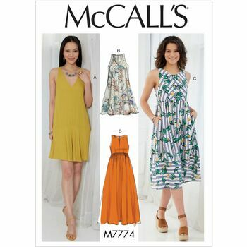McCalls pattern M7774