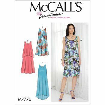 McCalls pattern M7776