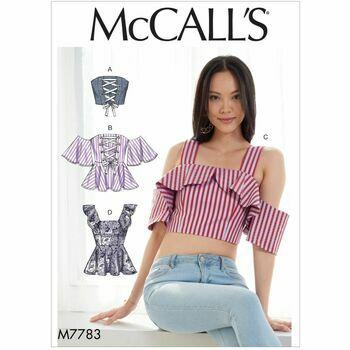 McCalls pattern M7783