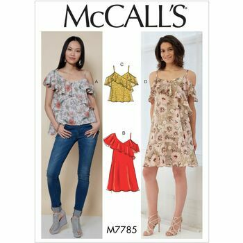 McCalls pattern M7785