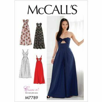 McCalls pattern M7789