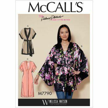 McCalls pattern M7790