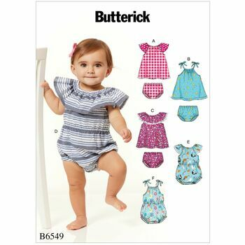 Butterick pattern B6549