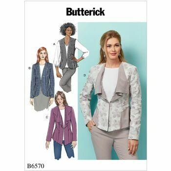 Butterick pattern B6570