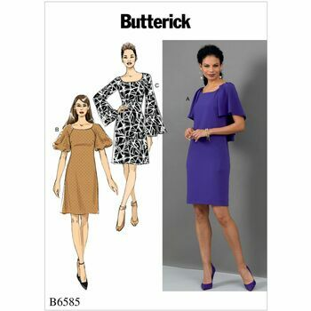 Butterick pattern B6585