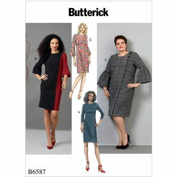 Butterick pattern B6587