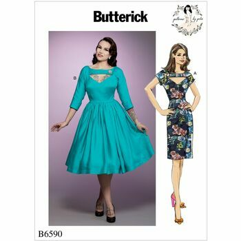 Butterick pattern B6590