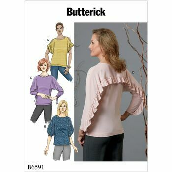 Butterick pattern B6591