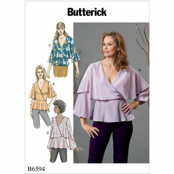 Butterick pattern B6594