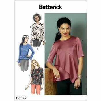 Butterick pattern B6595