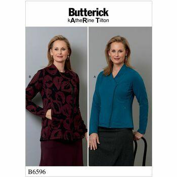 Butterick pattern B6596