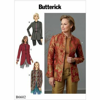 Butterick pattern B6602