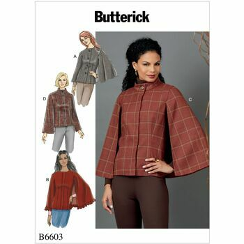 Butterick pattern B6603