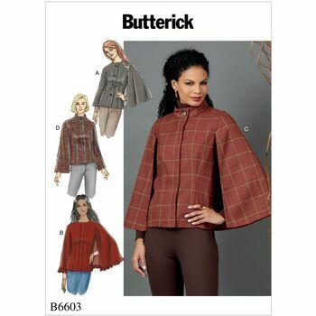 Butterick pattern B6603