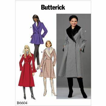 Butterick pattern B6604