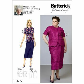 Butterick pattern B6605