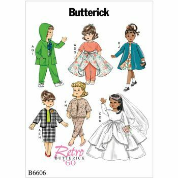 Butterick pattern B6606