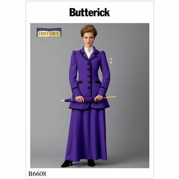 Butterick pattern B6608