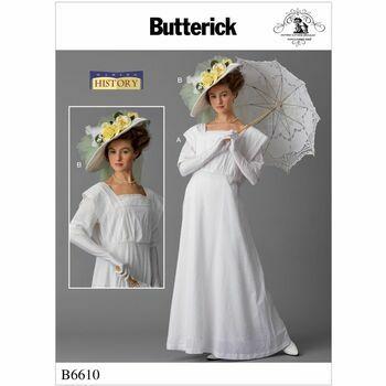 Butterick pattern B6610