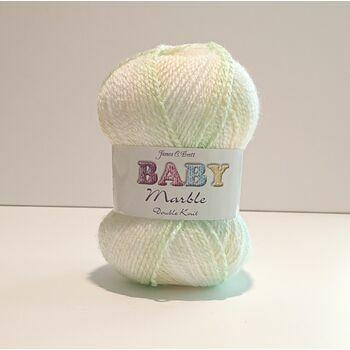 James C Brett Baby Marble DK Yarn - BM4 (100g)