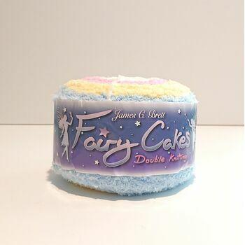 Fairy Cakes Double Knitting - FC1 - 200g