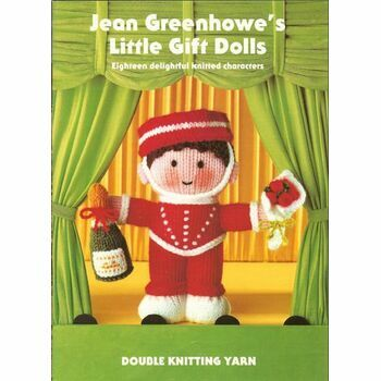 Jean Greenhowes Little Gift Dolls
