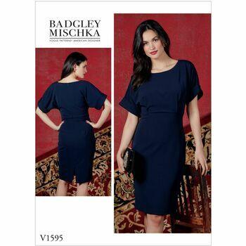 Vogue pattern V1595