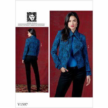 Vogue pattern V1597