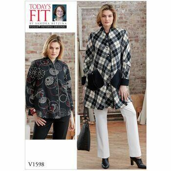 Vogue pattern V1598