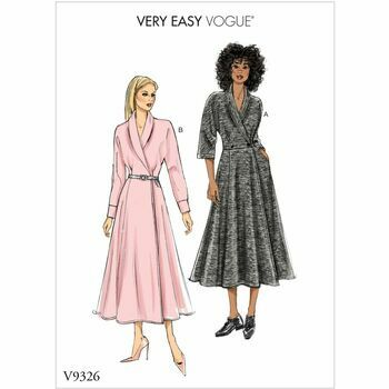 Vogue pattern V9326