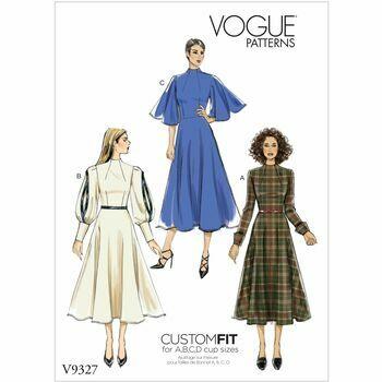 Vogue pattern V9327