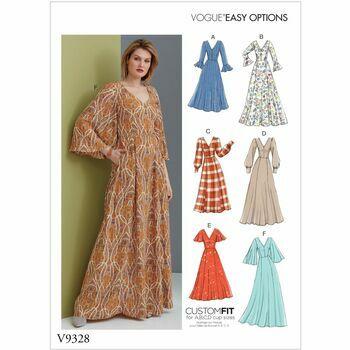 Vogue pattern V9328