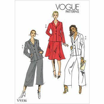 Vogue pattern V9336