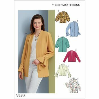 Vogue pattern V9338
