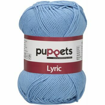 Puppets: Lyric No. 4: 50g (150m): Blue