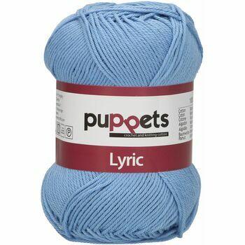 Puppets: Lyric No. 4: 50g (150m): Blue