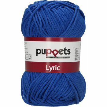 Puppets: Lyric No. 8: 50g (70m): Royal Blue