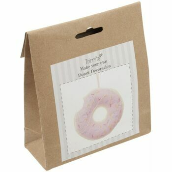 Trimits Felt Kit - Doughnut