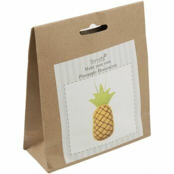 Trimits Felt Kit - Pineapple