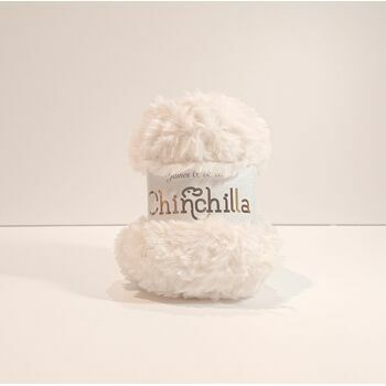 James C Brett Chinchilla: CH01: 100g