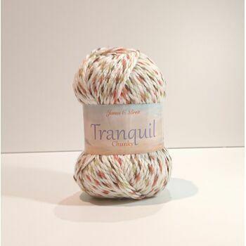 James C Brett Tranquil Chunky Yarn TQ06: 100g