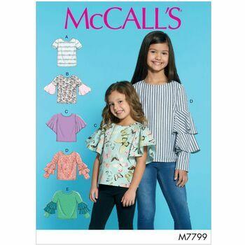 McCalls pattern M7799