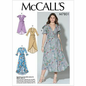 McCalls pattern M7801