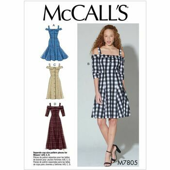 McCalls pattern M7805