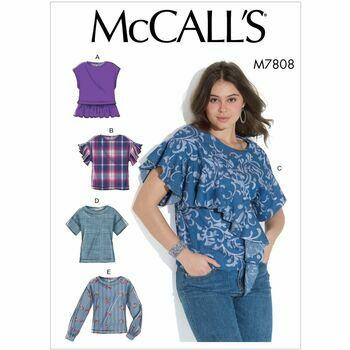 McCalls pattern M7808
