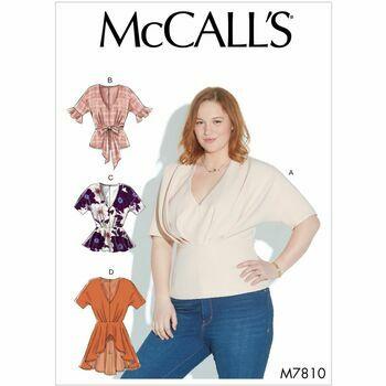 McCalls pattern M7810
