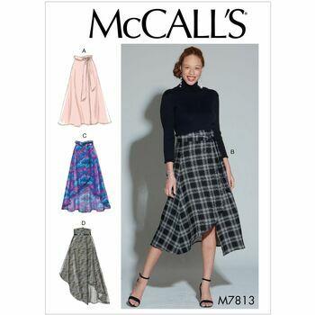 McCalls pattern M7813