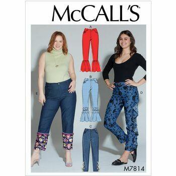 McCalls pattern M7814