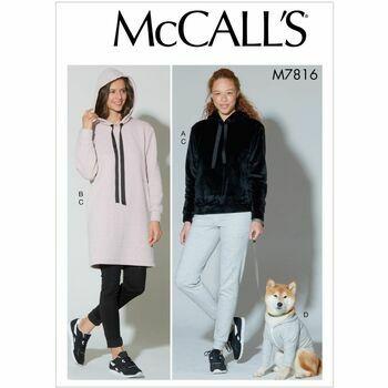 McCalls pattern M7816