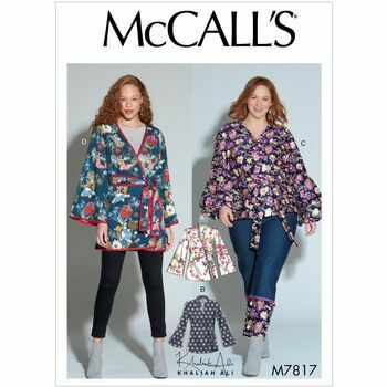 McCalls pattern M7817